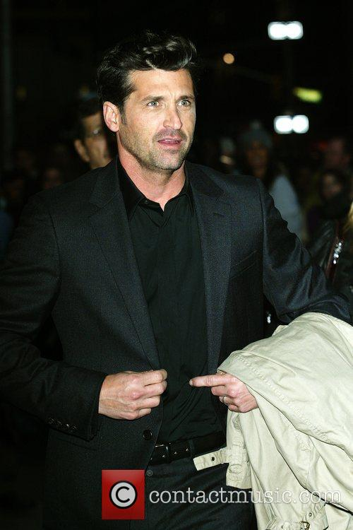 Patrick Dempsey and David Letterman 3