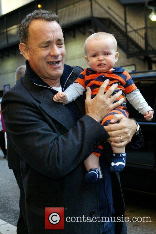 Tom Hanks, David Letterman