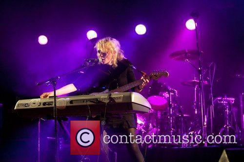 Lettie performing live at Aula Magna  Lisbon,...