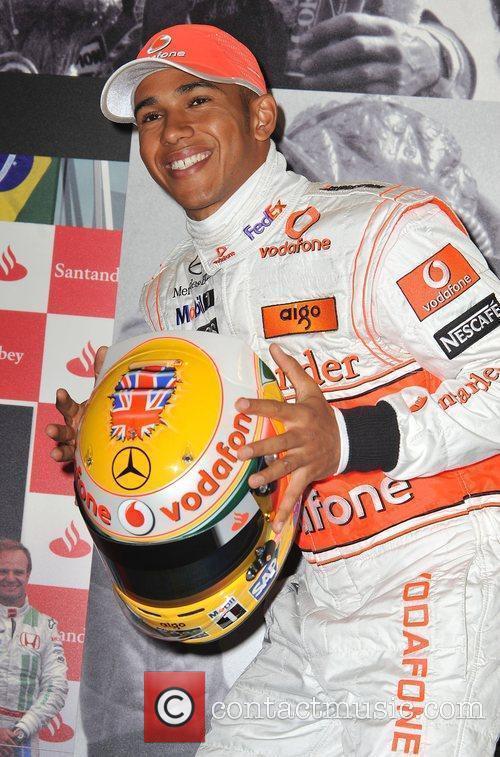 Lewis Hamilton  Introduces his special British Grand...