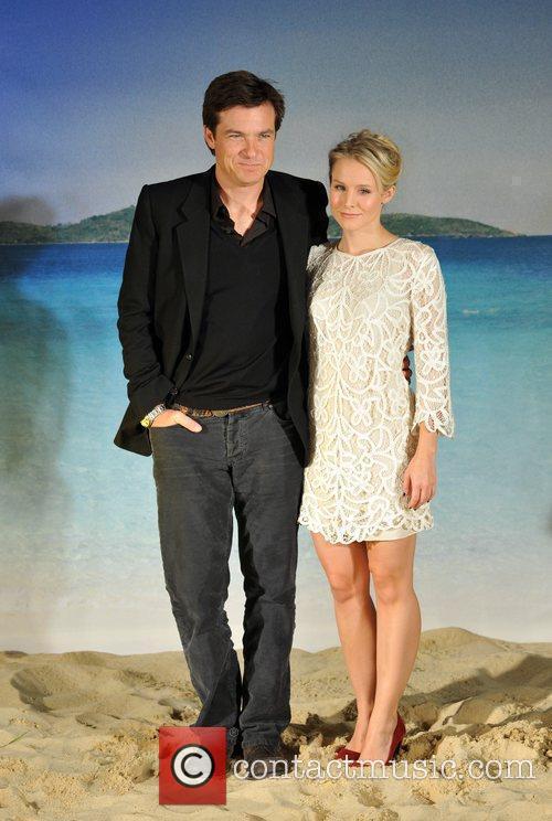 Jason Bateman, Kristen Bell  The Times BFI...