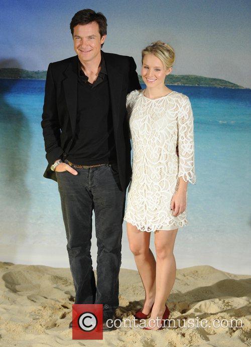 Jason Bateman and Kristen Bell The Times BFI...