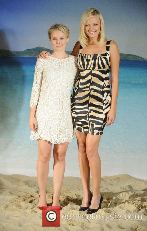 Kristen Bell and Malin Akerman The Times BFI...