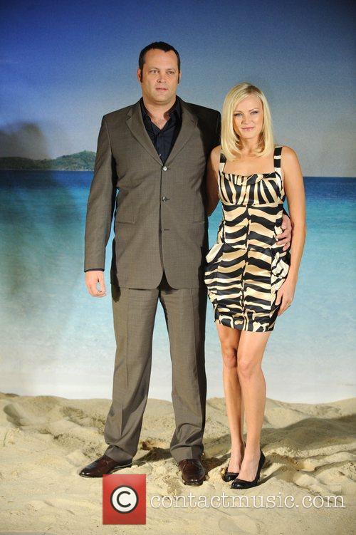 Vince Vaughn and Malin Akerman The Times BFI...