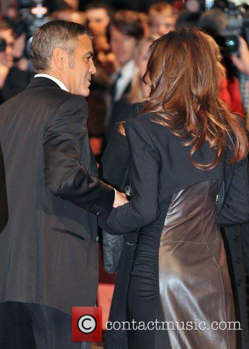George Clooney and Elisabetta Canale 3
