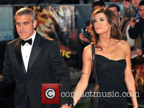 George Clooney and Elisabetta Canale 6