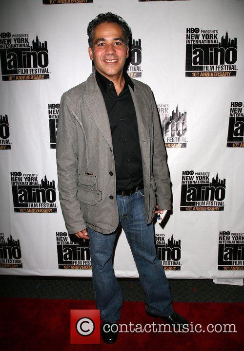 Actor John Ortiz 1