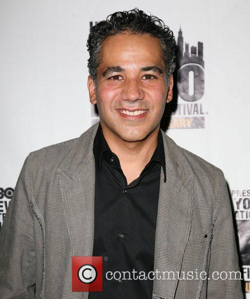 Actor John Ortiz The 10th New York International...