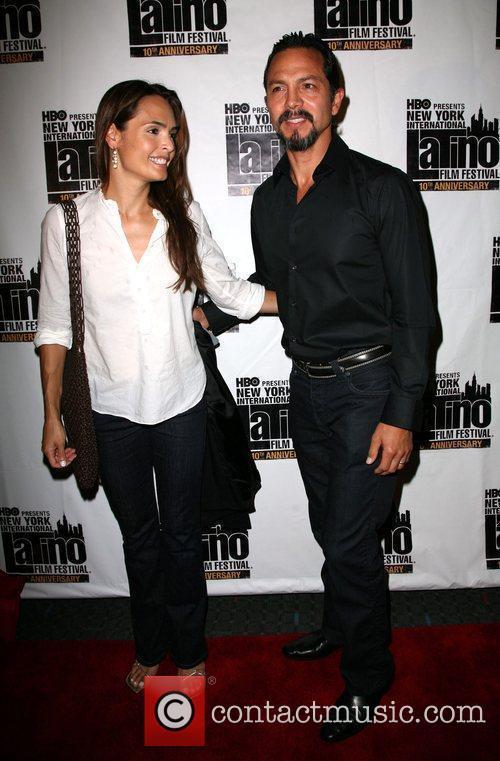 Talisa Soto and Benjamin Bratt The 10th New...
