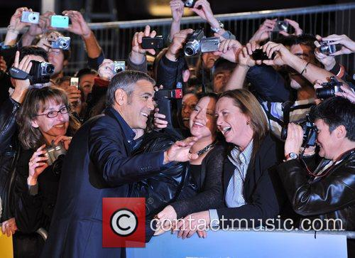 George Clooney The Times BFI London Film Festival:...