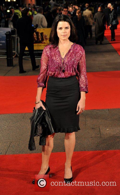 Neve Campbell The Times BFI London Film Festival:...