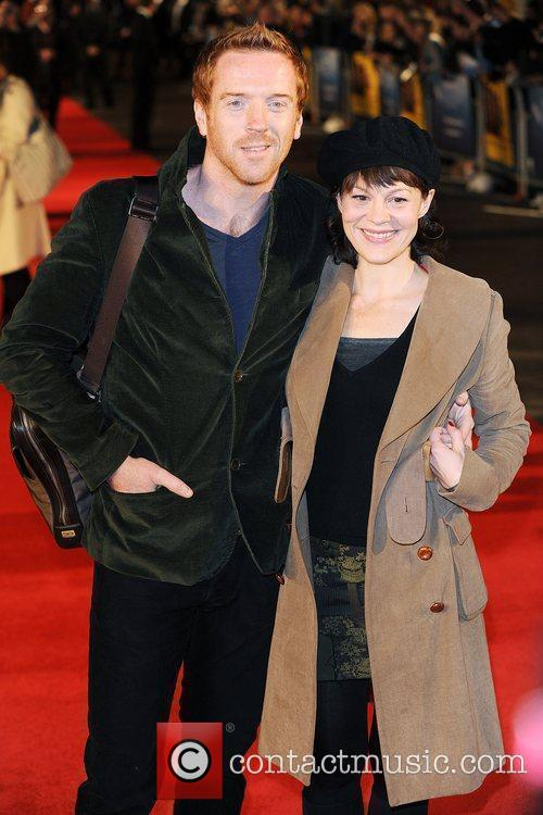 Damien Lewis and guest The Times BFI London...