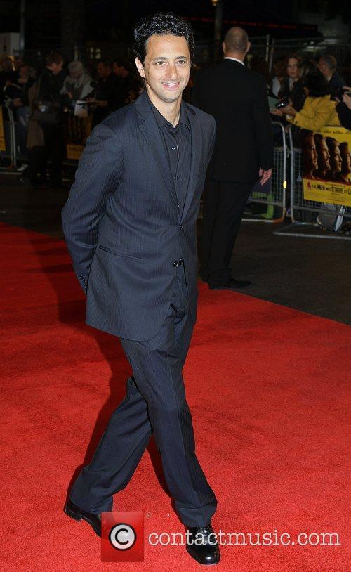 Director Grant Heslov The Times BFI London Film...