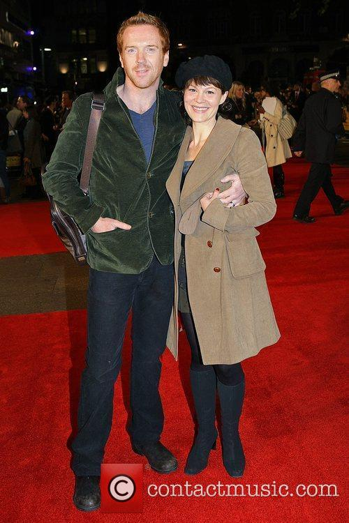 Damien Lewis and helen McCrory The Times BFI...