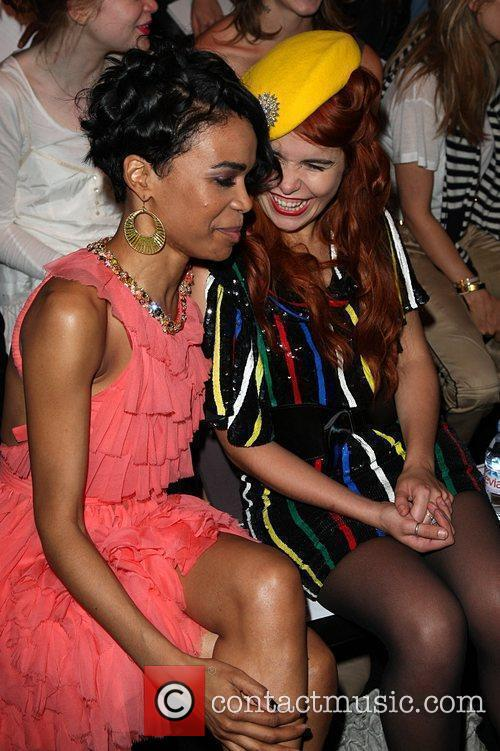 Michelle Williams and Paloma Faith 3