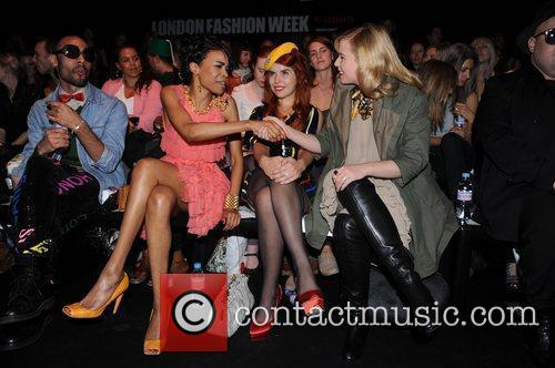 Michelle Williams, Paloma Faith and Roisin Murphy 5