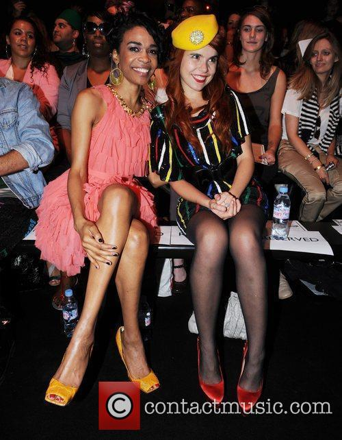 Michelle Williams and Paloma Faith 1
