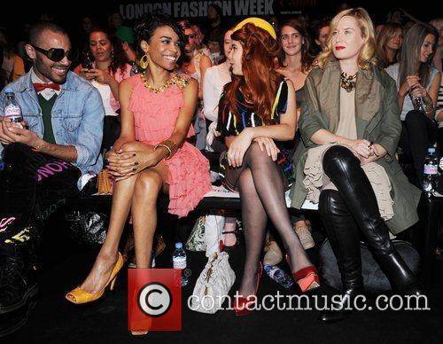 Michelle Williams, Paloma Faith and Roisin Murphy 4