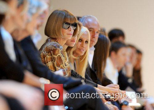 Anna Wintour and Natalia Vodianova 5