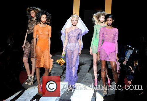 25th Anniversary London Fashion Week Spring/Summer 2010 -...