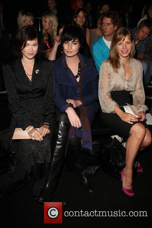 Jasmine Guinness, Erin O'Connor and Darcey Bussell 25th...