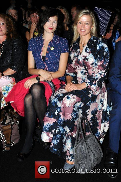 Jasmine Guinness and Lady Helen Taylor 25th anniversary...