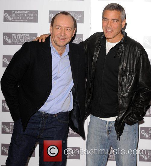George Clooney and Kevin Spacey 3