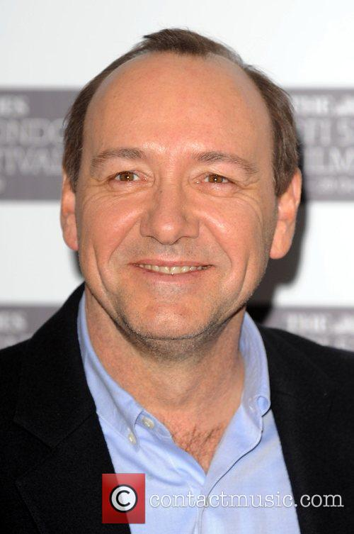 Kevin Spacey The Times BFI London Film Festival:...