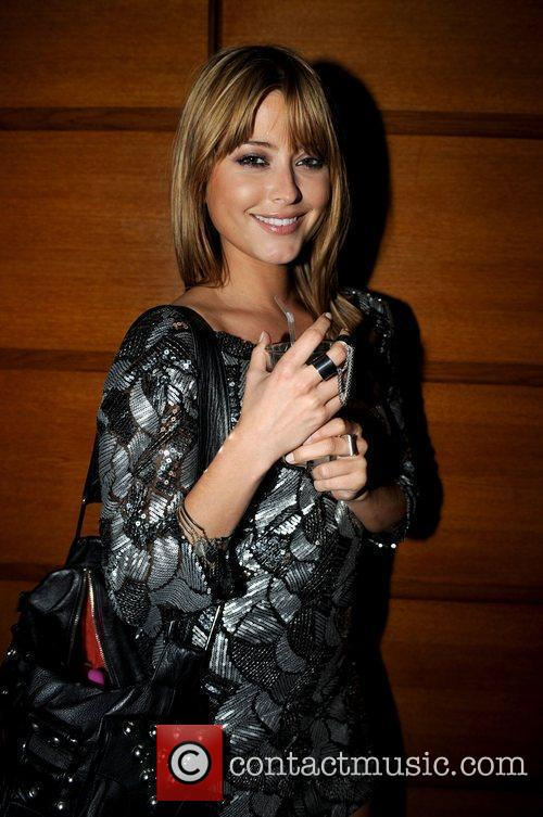 Holly Valance 25th anniversary London Fashion Week Spring/Summer...