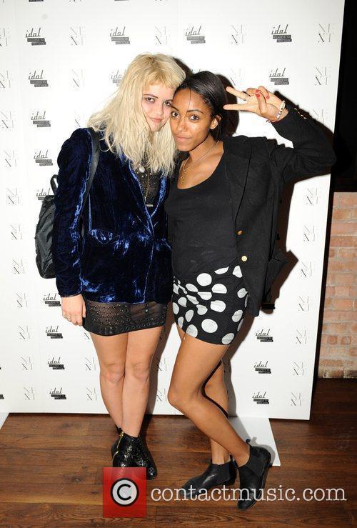 Pixie Geldof and Remi Nicole 4