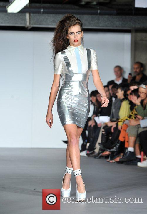 Alice Dellal 25th anniversary London Fashion Week Spring/Summer...