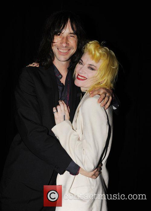 Pam Hogg and Bobbie Gillespie  25th anniversary...