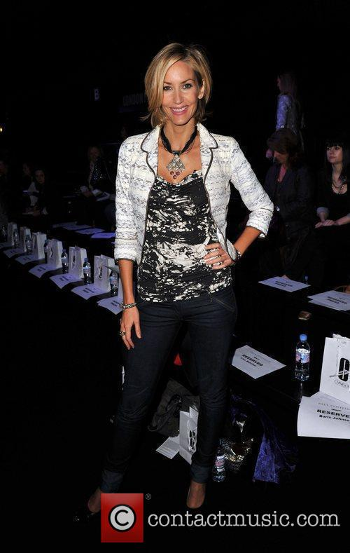 Lisa Butcher London Fashion Week Spring/Summer 2010 -...