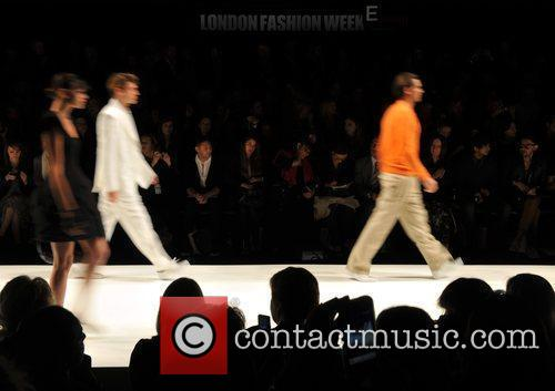 London Fashion Week Spring/Summer 2010 - Paul Costello...