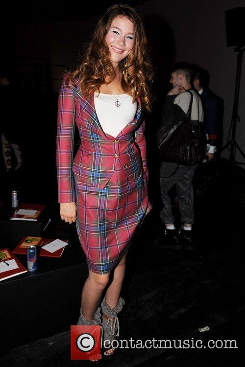 Joss Stone, London Fashion Week