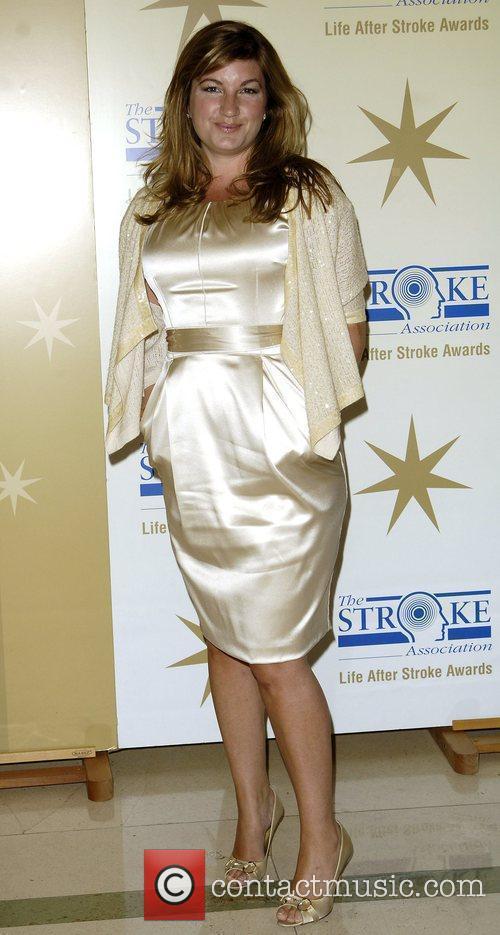 Karen Brady Life After Stroke Awards 2009 at...