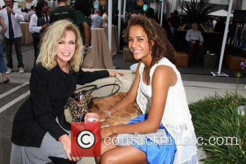 Donna Mills and daughter Chloe Life Out Loud...
