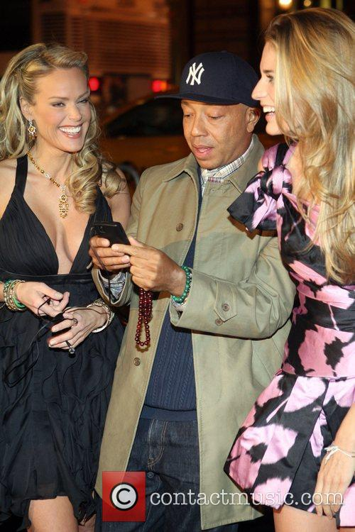 Heidi Albertson and Russell Simmons 7