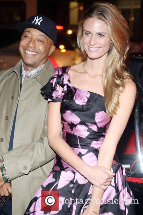 Russell Simmons and Jill Henderson 5