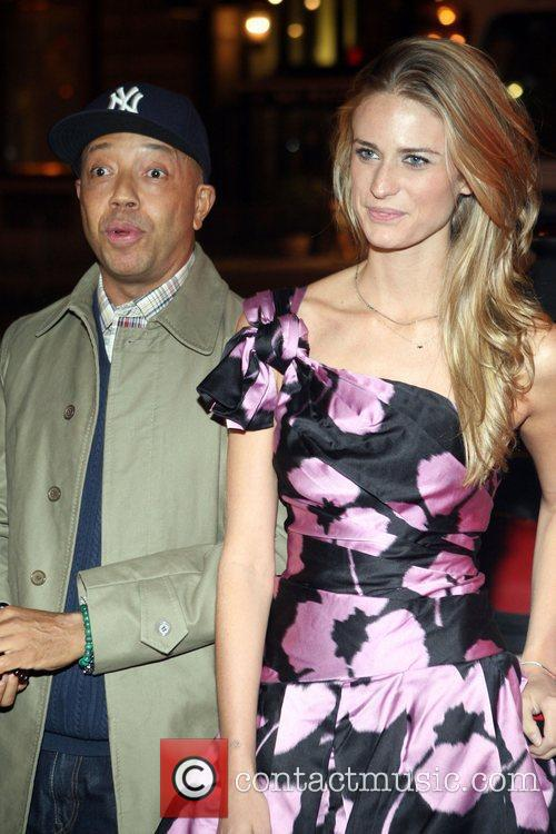 Russell Simmons and Jill Henderson 9