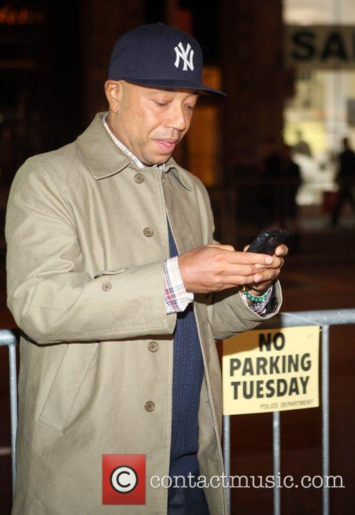 Russell Simmons at The 'Life Project for Africa...