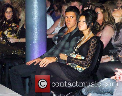 Michelle Keegan attends Lifestyle Fashion Week with her...