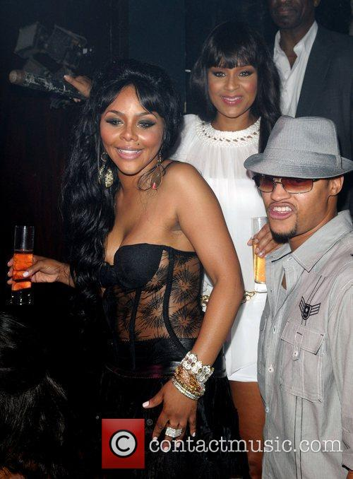 Lil Kim and Lisaraye 11