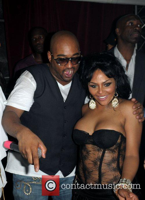 Lisaraye and Lil' Kim 6