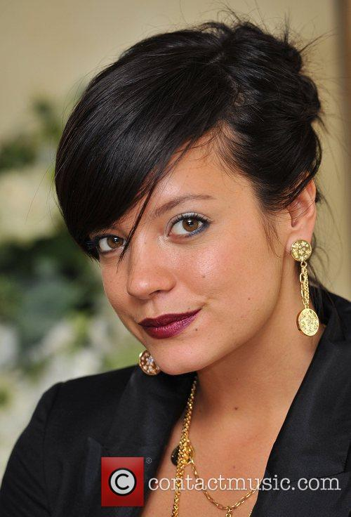 Lily Allen attends Afternoon Tea with Lily held...