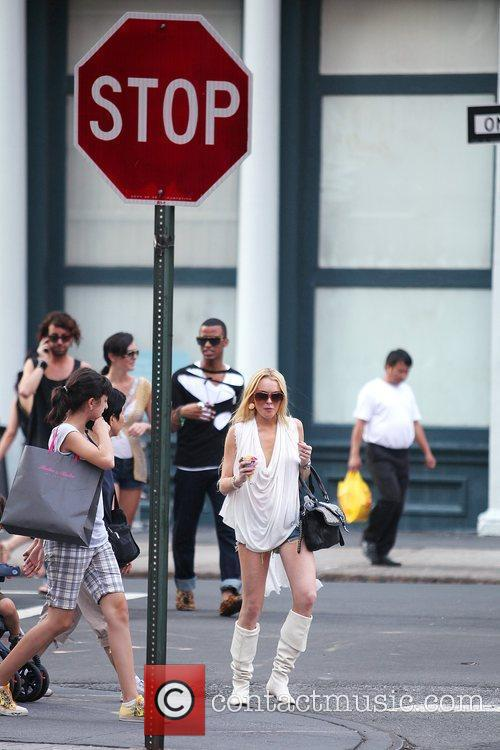 Lindsay Lohan and Ali Lohan 11