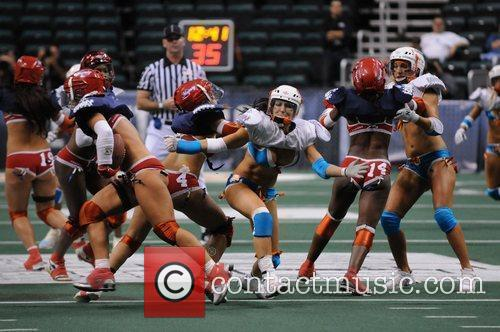 Lingerie Football League 8