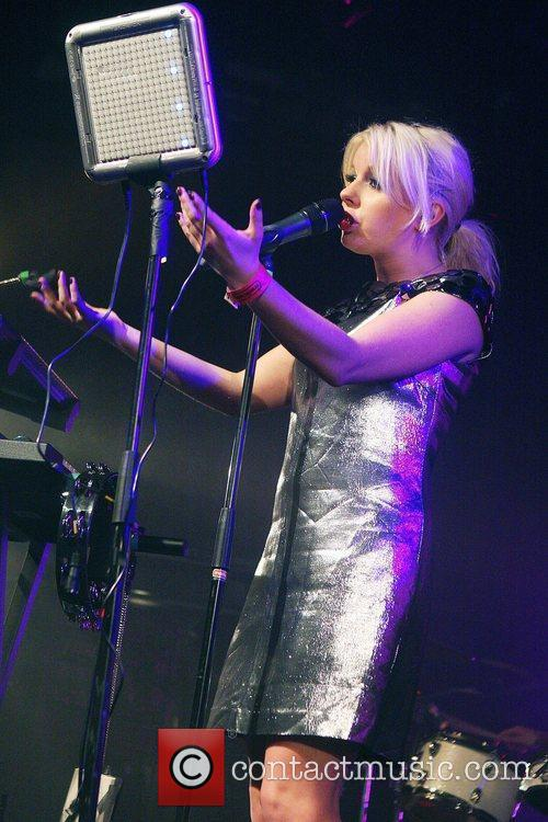 Little Boots, Aka Victoria Christina Hesketh and Performing Live At Melkweg 4