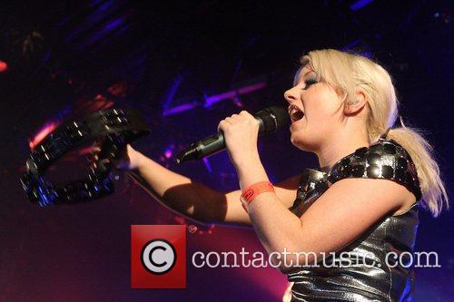 Little Boots, Aka Victoria Christina Hesketh and Performing Live At Melkweg 7