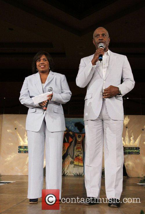Chandra Wilson and James Pickens 2
